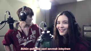 [Full House Thai OST] Mike D. Angelo feat. Aom Sushar-Oh Baby I (Azerbaijan Sub)