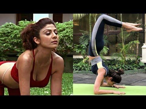 Xxx Mp4 Shilpa Shettys Quick Fix Yoga Shilpa Shetty Hot Yoga 2018 BollywoodGossip Studio 3gp Sex