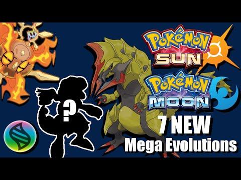 10 Pokemon That Need Mega Evolutions in Pokemon Sun and Moon