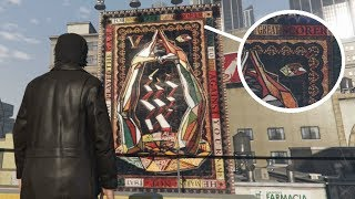 GTA 5 Karma Mural SOLVED! (Who is The Great Scorer?)