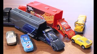 Cars 3 Tomica McQueen stop motion Disney