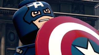 LEGO Marvel's Avengers Video Game - Open World Trailer