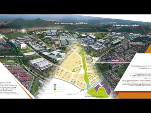 TopHills Realty New Project: SK1 Industrial Park & Commercial Hub @ SiLC Nusajaya