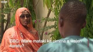 BBC Hausa - Yadda wani mata-maza ya kusa kashe kansa a Kano