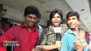 Surya Fans Celebrates Anjaan Release