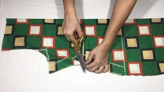 Simple Kameez cutting #1 - The Basic