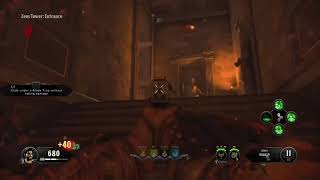 Black ops 4 zombies, how to activate the Easter egg song on IX (Avenged Sevenfold:  mad hatter)