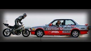 Stunt Ride Show - Mirek Frey - Pavel Korych - Petr Hnětkovský - Kopřivnice