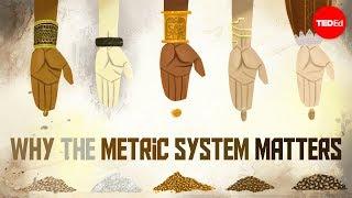 Why the metric system matters - Matt Anticole