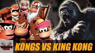 Kongs VS King Kong | DEATH BATTLE Cast