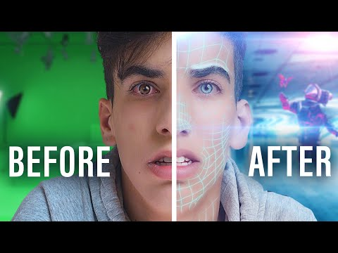 Xxx Mp4 Video Editing Before And After After Effects Behind The Scenes VFX Roy Adin 3gp Sex