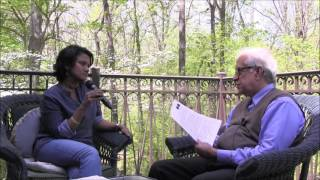 Rajiv Malhotra on 'Analysis of the Kurukshetra'. Interviewed by Vijaya Vishwanathan