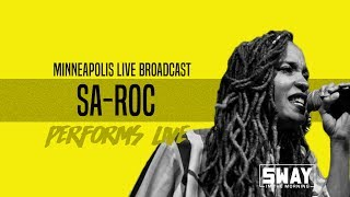 Live in Minneapolis: Sa-Roc Performs