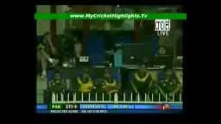 Pakistan VS Sri lanka 1st ODI Full Highlights 18 December 2013
