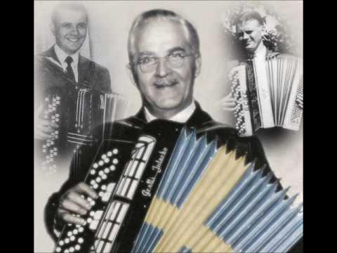 Minnen från Hyltebruk framförd av Carl Jularbo och Lill Acke Jacobson på dragspel