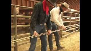 Doug Groves: Rawhide Twister & Braider