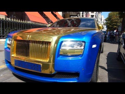 Xxx Mp4 CAR PORN Arab Gold Rolls Royce Ghost 3gp Sex