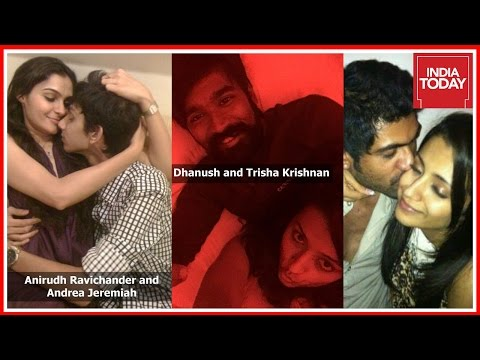 Singer Suchitra Karthik Leaks Intimate Pics Of Tamil Actors On Twitter