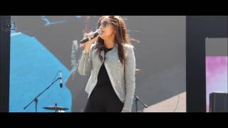 monali thakur live at sreenidhi institute of science and tech.(SNIST)-RIGOLADE 17
