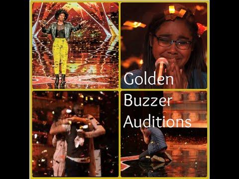 America's Got Talent Golden Buzzer Auditions 2015