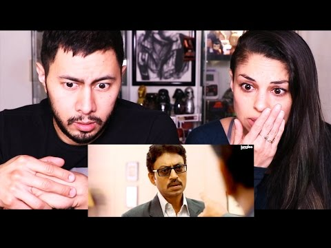 Xxx Mp4 TALVAR Irfan Khan Trailer Reaction W Tania Verafield 3gp Sex