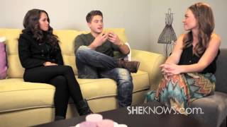 The Starving Games Cast Talks Filming - Celebrity Interview