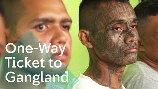 USA deportees sent back to El Salvador's gang-run cities | Unreported World