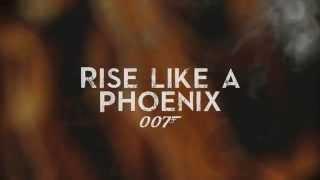 Conchita Wurst - Rise like a Phoenix (Lyric Video)