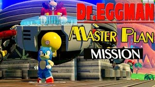 LEGO Sonic Dimensions DR Eggman Hates Chillydogs!