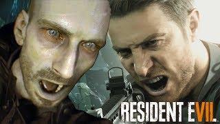 ЛУКАС СНОВА В ДЕЛЕ ► Resident Evil 7: Not a Hero #1
