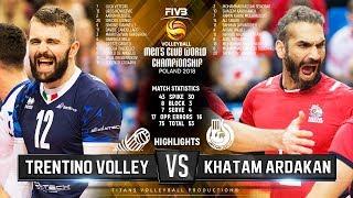 Trentino Volley vs. Khatam Ardakan | Highlights | FIVB Club World Championship 2018