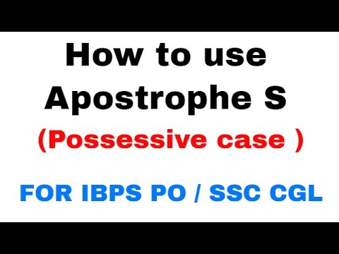 Xxx Mp4 How To Use Apostrophe S Possessive Case In Hindi 3gp Sex