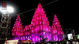 Mohammad Ali Park Durga Puja 2017 | Khoz Bangla