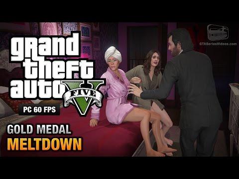 Xxx Mp4 GTA 5 PC Mission 71 Meltdown Gold Medal Guide 1080p 60fps 3gp Sex