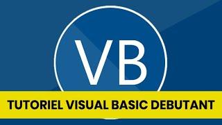 Programmation Visual basic - #1 - Présentation
