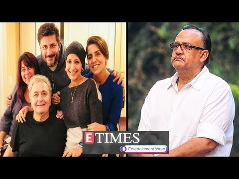 Xxx Mp4 Alok Nath Accused Of Rape Sonali Priyanka Meet Ailing Rishi Kapoor In US And More 3gp Sex