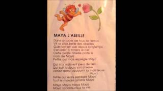 Maya L'Abeille - Nathalie Simard