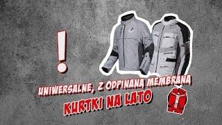 Porównanie letnich kurtek z Cordury AFT z opcją całorocznego użytkowania - Motosapiens.pl