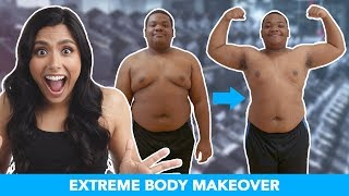 I Gave MacDoesIt An Extreme Body Makeover