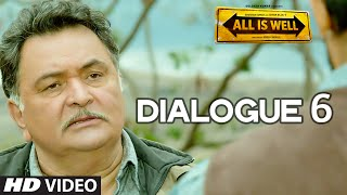 All Is Well Dialogue -