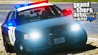 GTA 5 LSPDFR SP #94 - Dead Man's Cove