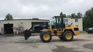 2004 CATERPILLAR IT14G WHEEL LOADER!