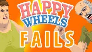 Happy Wheels Fail Compilation