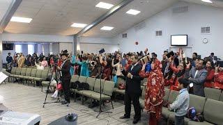 Main Aur Mera Gharana Yesu Masih ki - CORNERSTONE ASIAN CHURCH CANADA