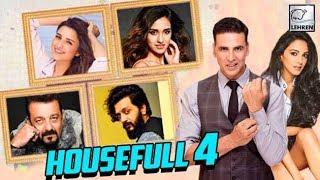 HOUSEFULL 4 | Movie 2019 | FULL Star Cast Revealed | Disha Patani, Akshay Kumar | लहरें गपशप