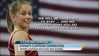 Shawn Johnson Faces Her Stalker