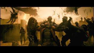 Batman - Fight Moves Compilation(BvS) HD