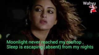 Baadal [ English ]. Akira | Sonakshi Sinha | Sunidhi Chauhan