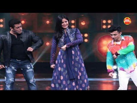 Xxx Mp4 Salman Khan Katrina Kaif Hot Dance Promote Tiger Jinda HaI PBH News 3gp Sex