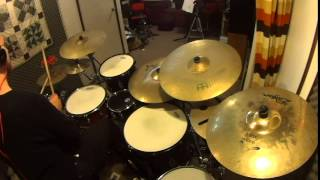 Candelier - Sia (Drum Cover) Toby King